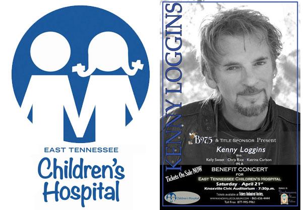 Kenny Loggins Children's Hospital Benefit Concert