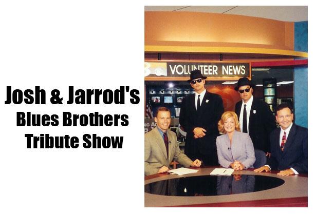 Josh & Jarrod's Blues Brothers Tribute Show